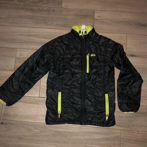 Boys REI down jacket